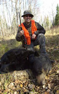Ontario Black Bear Hunting